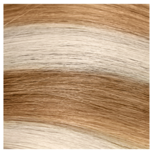 "Aqua Clip-in Hair Extensions: Straight, 20"", Color #18/22 Duo Tone"