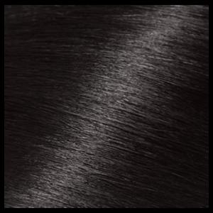 "Aqua Clip-in Hair Extensions: Straight, 20"", Color #1 Black"