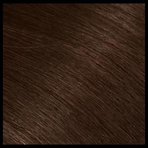 "Aqua Clip-in Hair Extensions: Straight, 20"", Color #2 Dark Brown"