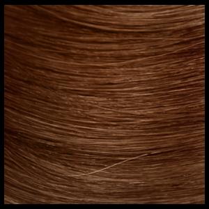 "Aqua Clip-in Hair Extensions: Straight, 20"", Color #4 Medium Brown"