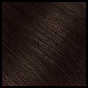 "Aqua Clip-in Hair Extensions: Straight, 20"", Color #1B Soft Black"